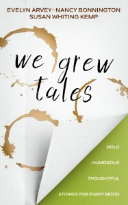 We Grew Tales book
